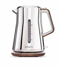KRUPS BW600 Silver Art Collection 2-Qt Electric Kettle. Starting at $1 on Tophatter.com!