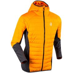 An excellent mens all-round jacket for before and after training, or everyday use. Pilates For Beginners, Best Insulation, Golden Sun, Team Wear, Pilates Workout, Softshell, Bouldering, Parka, Winter Jackets