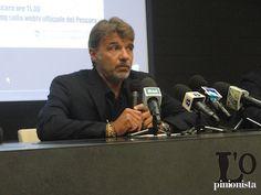 Pescara, presentato il nuovo tecnico biancazzurro Marco Baroni