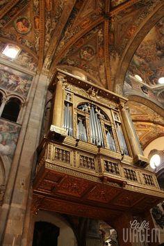 """O impressionante Duomo de Parma - """"Roteiro 1 dia em Parma na Itália"""" by @Alex Leichtman Aranovich"""