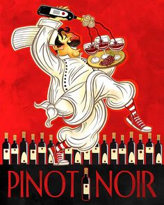 Pinot Noir by Tim Rogerson