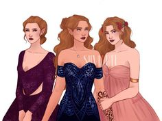 Archeron sisters