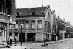 2e Crooswijksedwarsstraat 1950.