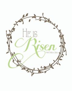 We hope everyone had a wonderful Easter! Thankful for a risen Savior✝️ Easter Scriptures, Easter Bible Verses, Easter Sayings, Resurrection Day, Easter Printables, Scripture Quotes, Scripture Signs, Faith Quotes, Easter Crafts