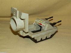 STAR WARS VINTAGE MLC-3 MOBILE LASER CANNON MINI RIG AS IS 1981 NO 40020 LUCAS #LucasFilm
