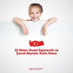23 Nisan Ulusal Egemenlik Çocuk Bayramı Kutlu Olsun.
