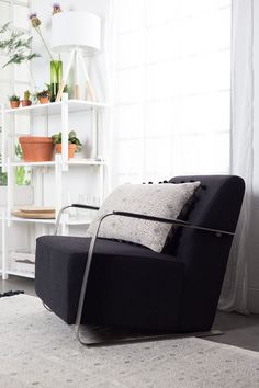 Adwin seater from Zuiver Ikea Norsborg, Cosy Sofa, Lounge Chair, Sit Back And Relax, Design Moderne, Simple Pleasures, Retro, Designer, Accent Chairs