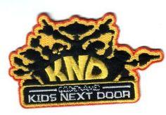 Kids Next Door Patch KND01 | eBay