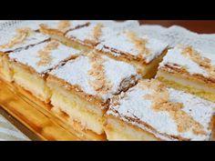 Acest tort înnebunește lumea, deoarece este prea delicios, tort magic care se topește în gură - YouTube Pastry Recipes, Cake Recipes, Cooking Recipes, Cupcakes, Cupcake Cakes, Bolo Russo, Chefs, Cake Bars, Italian Cookies