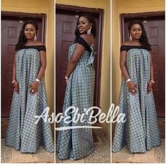 Check Out These Timeless and Fashionable Ankara Styles - Wedding Digest Naija African Maxi Dresses, African Fashion Ankara, Latest African Fashion Dresses, African Print Fashion, African Attire, African Wear, African Women, Style Africain, African Fabric
