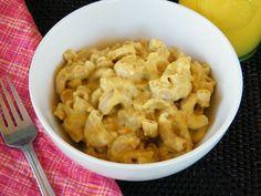 "Herban Lifestyle Vegan Mac and ""Cheese"""