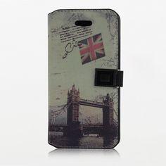 Telefoonhoesje Londen iPhone 5C