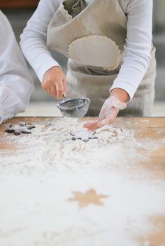 @Valdirose Children making cookies  #children #cookies #valdirose