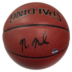 Autographed Nerlens Noel indoor/Outdoor Basketball