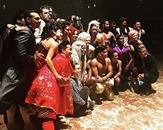 The Greatest Showman Jessica Castro, Taylor James, See You Later Alligator, Alex Wong, Jet Li, The Greatest Showman, 2017 Photos, American Pride, Kraken