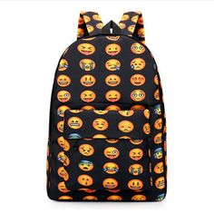 $4.17 (Buy here: https://alitems.com/g/1e8d114494ebda23ff8b16525dc3e8/?i=5&ulp=https%3A%2F%2Fwww.aliexpress.com%2Fitem%2F2016-Pretty-Style-Women-Canvas-Backpacks-Smiley-Emoji-Face-Printing-School-Bag-For-Teenagers-Girls-Shoulder%2F32629049740.html ) 2016 Pretty Style Women Canvas Backpacks Smiley Emoji Face Printing School Bag For Teenagers Girls Shoulder Bag Mochila Feminina for just $4.17
