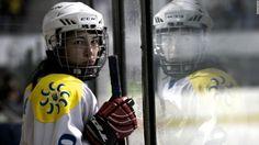 Ukraine women battling for ice hockey recognition