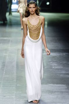 Alexander McQueen, Spring/Summer 2006, Ready to Wear