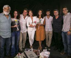 Marina Ruy Barbosa, Felipe Simas, Ju Paes e Fábio Assunção revelam bastidores de 'Totalmente Demais'
