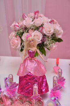 Paper Lis: Festa Barbie escola de Princesas-Isadora 5 anos