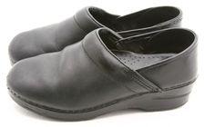 Dansko 38 womens dress shoes Size 7.5 8 Professional clogs slip on oiled leather #Dansko #Clogs @ebay