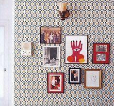 Project Nursery - Geometric Accent Wall