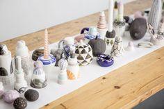 Puhvetti / Buffet 2016 ceramic, mixed media Laura Pehkonen X Galleria Kooma 4.2.-4.3.2016 Galleria Kooma, Oulu, Finland pic: Miikka Pirinen