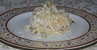 Un ricettina facile e golosa che trovate anche nella sezione video dalla ZAPPA alla ZUPPA: gli spaghetti fave e ricotta!!