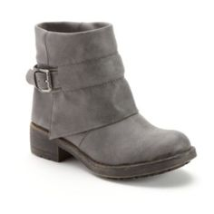 Unleashed by Rocket Dog Torino Cuffed Ankle Boots - Women