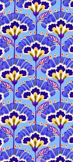 blue design / Shared by Fabrizio Roberto UK www.fabrizioroberto.co.uk - custom-made glass mosaics and fresco wallcoverings