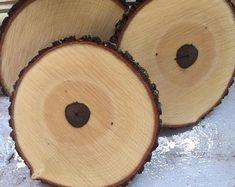 10 Inch Wood Slices Slabs Wedding Decor Rustic