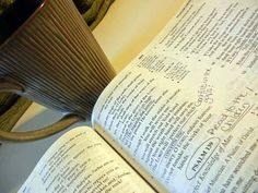 How to fit daily Bible time in at the breakfast table.