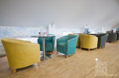 Dixons Rooftop Cafe | Cafe Design | Design and Build by JSA