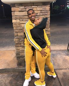 Cute Black Couples, Black Couples Goals, Cute Couples Goals, Swag Couples, Couple Goals Relationships, Relationship Goals Pictures, Couple Relationship, Matching Couple Outfits, Matching Couples