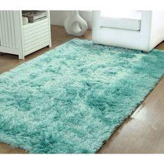 Aqua rug option