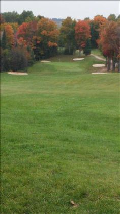 3rd hole Newberry Country Club