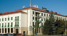 Hotel Polana Zvolen The Polana hotel is situated in the heart of Slovakia, in an attractive location next to the Zvolen castle, at the beginning of the local pedestrian zone.