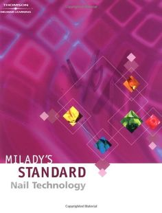 Milady's Standard Nail Technology Workbook, Fourth Edition (Student's Edition) Most Popular Books, Used Books, Reading Online, Book Review, Textbook, Audio Books, Neon Signs, Technology, Learning