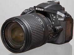 Nikon D5300 Advanced Beginner DSLR: Guided Tour