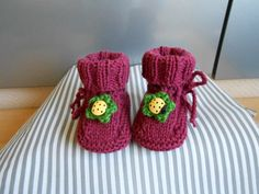 Lady Bug, Baby Knitting, Baby Shoes, Etsy, Stitch, Worth It, Breien, Nice Asses, Ladybug