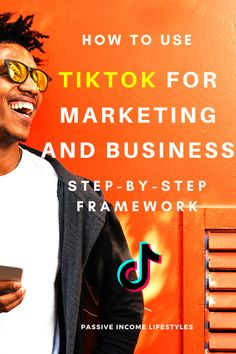 🔥Step-by-Step Framework🔥 HOW TO USE TIKTOK FOR MARKETING AND BUSINESS. Here are the new TikTok best practices. Watch more videos on TikTok algorithm updates, tricks, and tips. Follow #PassiveIncomeLifestyles for tips on internet marketing, affiliate marketing, business, and making money online #tiktok #tiktokmarketing #makemoneyonline #socialmediamarketing #internetmarketing #affiliatemarketing Internet Marketing, Social Media Marketing, Digital Marketing, Boss Lady, Girl Boss, Make Money Online, How To Make Money, Digital Nomad, Very Well