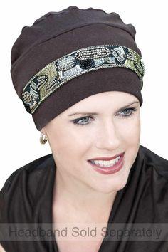 100% Cotton Cancer Turbans  Three Seam Cancer Hats for Chemo Patients  Celebrar A Vida d12a378402d