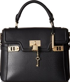 0274c81d20b Aldo Black  Ocadon  Top Handle Handbag
