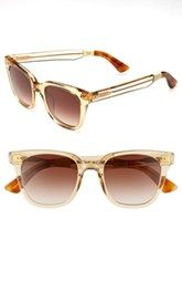 TOMS 'Memphis' 49mm Sunglasses
