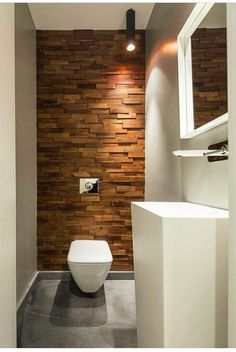 23 Ways to Boost and Refresh Your Bathroom by Adding Wood Accents Bathroom Decor Bathroom accents are essential to a bathroom. In this article, we will be discussing the different types of accessories available for bathroom accents. Bathroom Accent Wall, Bathroom Accents, Wood Bathroom, Bathroom Flooring, Bathroom Interior, Modern Bathroom, Small Bathroom, White Bathroom, Bathroom Ideas