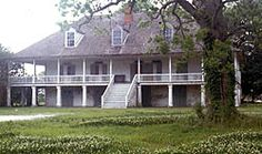 Homeplace Plantation, 1791, Hahnville