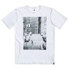 DC Shoes Downhill SS tee-shirt dc white 30€ #dc #dcshoe #dcshoes #dcshoecousa…