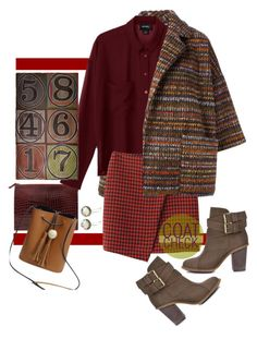 """Texture / Pattern."" by s-elle ❤ liked on Polyvore featuring The 2 Bandits, Stella Jean, Monki, Faliero Sarti and coolcoat"