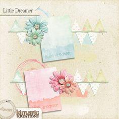kimeric kreations: Little Dreamer Journal Card cluster
