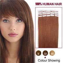 We bring to you top quality tape hair extensions at the most competitive rates. We are your most liable choice for the tape hair extensions. Contact us today!